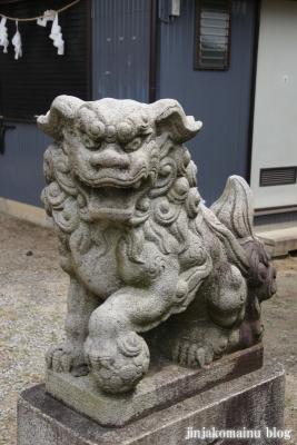 太尾神社(横浜市港北区大倉山)4
