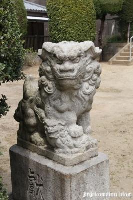 太尾神社(横浜市港北区大倉山)5