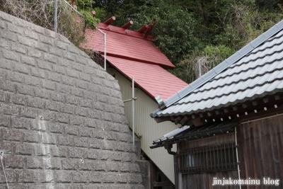 太尾神社(横浜市港北区大倉山)8