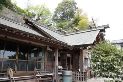 杉山神社(横浜市港北区新羽町)12