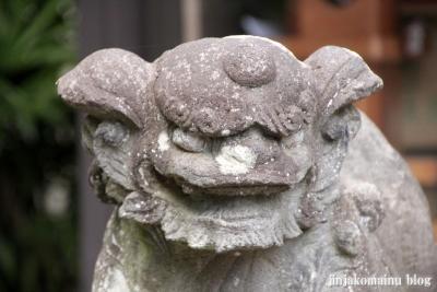 杉山神社(横浜市港北区新羽町)28