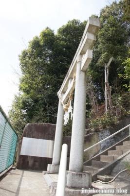 杉山神社(横浜市港北区新羽町)4