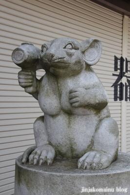 杉山神社(横浜市港北区新羽町)7
