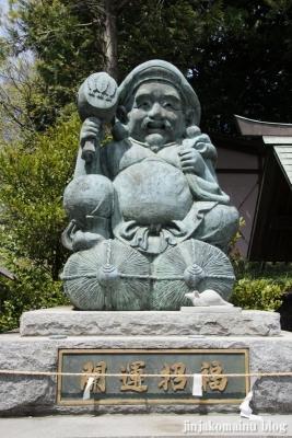 杉山神社(横浜市港北区新羽町)16