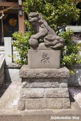 杉山神社(横浜市港北区新羽町)17
