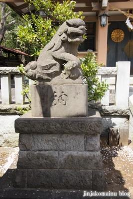 杉山神社(横浜市港北区新羽町)21
