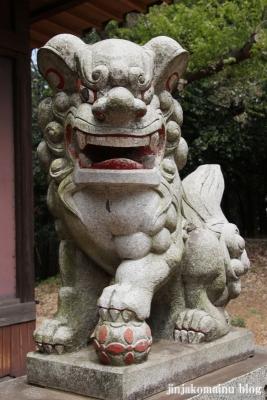 杉山神社(横浜市港北区新吉田町)9