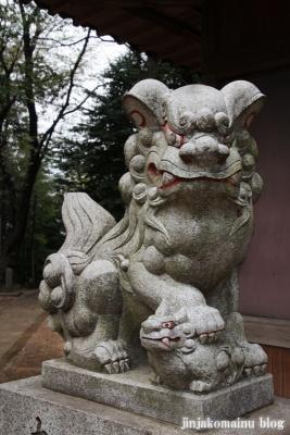 杉山神社(横浜市港北区新吉田町)10
