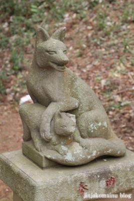 杉山神社(横浜市港北区新吉田町)15