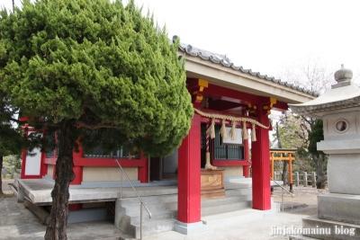若雷神社(横浜市港北区新吉田町)8