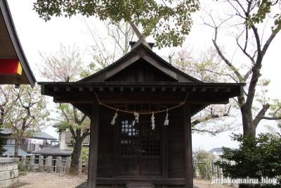 若雷神社(横浜市港北区新吉田町)11