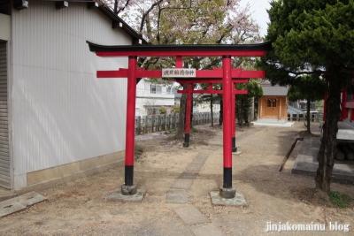 若雷神社(横浜市港北区新吉田町)12