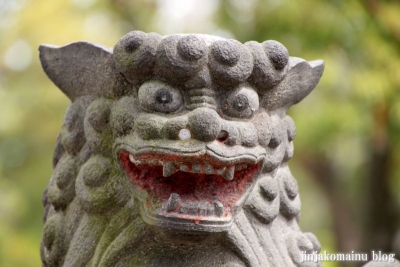 若雷神社(横浜市港北区新吉田町)24