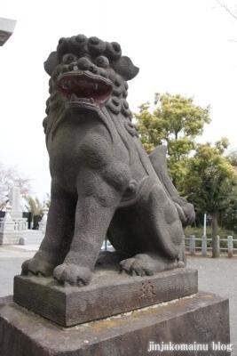 若雷神社(横浜市港北区新吉田町)15