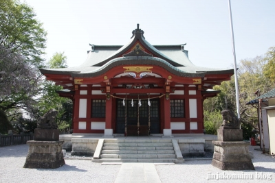諏訪神社(横浜市港北区綱島東)5