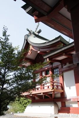 諏訪神社(横浜市港北区綱島東)7
