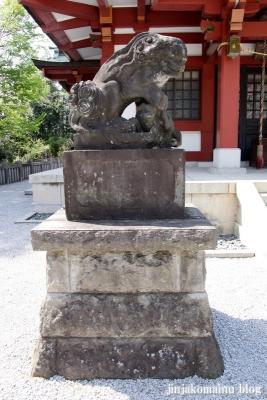 諏訪神社(横浜市港北区綱島東)14