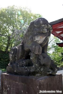 諏訪神社(横浜市港北区綱島東)15
