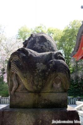 諏訪神社(横浜市港北区綱島東)13