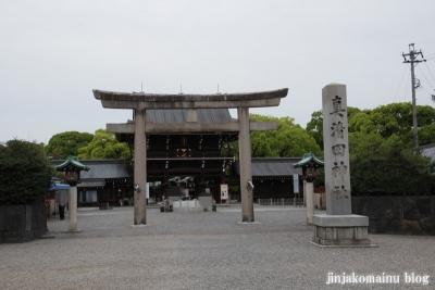 真清田神社(一宮市真清田)1