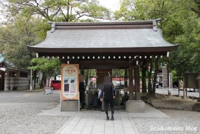 真清田神社(一宮市真清田)7