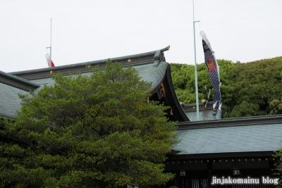 真清田神社(一宮市真清田)11