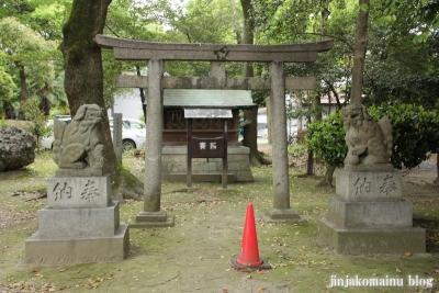 真清田神社(一宮市真清田)24