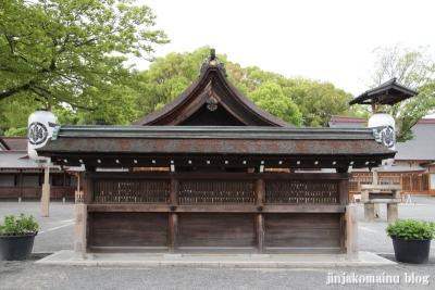尾張大国霊社(稲沢市国府宮)8