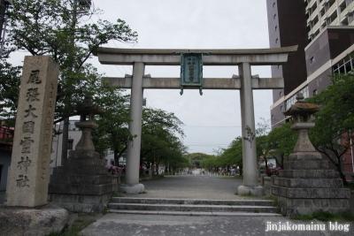 尾張大国霊社(稲沢市国府宮)26