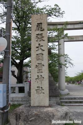 尾張大国霊社(稲沢市国府宮)27