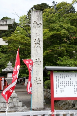 賀茂神社(江八幡市加茂町)2