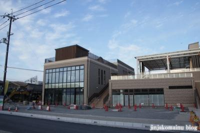 新明神社(長浜市朝日町)3