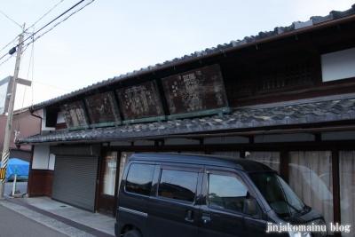 新明神社(長浜市朝日町)4
