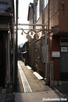 新明神社(長浜市朝日町)8