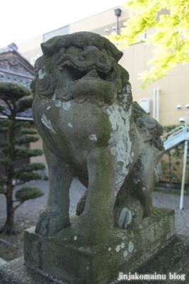 新明神社(長浜市朝日町)19