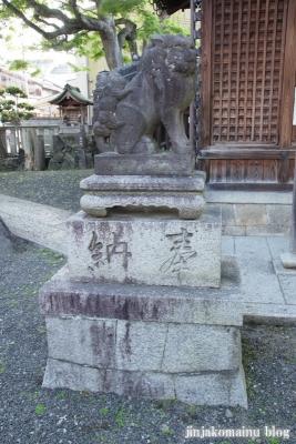 新明神社(長浜市朝日町)22