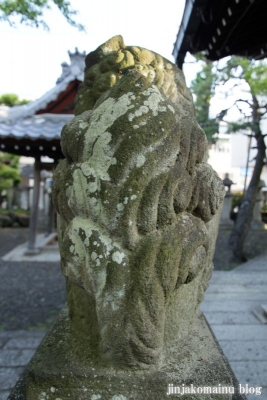 新明神社(長浜市朝日町)21