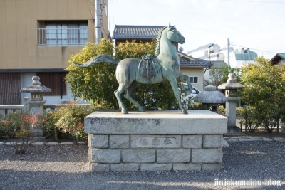 豊国神社(長浜市南呉服町)6
