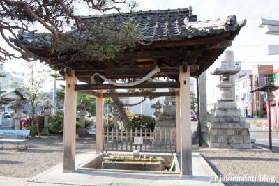 豊国神社(長浜市南呉服町)10