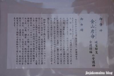 南宮大社(不破郡垂井町宮代峯)20