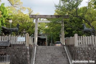 深川神社(瀬戸市深川町)6