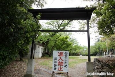窯神神社(瀬戸市窯神町)1
