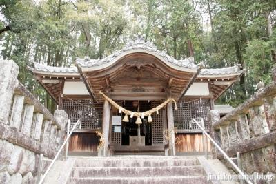 八王子神社(瑞浪市陶町大川)19