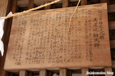 八王子神社(瑞浪市陶町大川)20