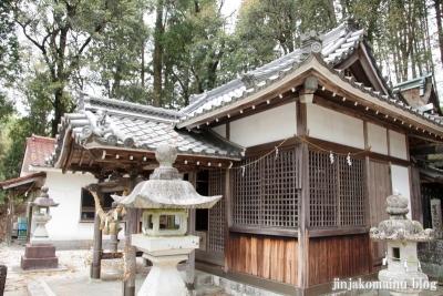 八王子神社(瑞浪市陶町大川)21