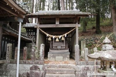 八王子神社(瑞浪市陶町大川)23