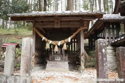 八王子神社(瑞浪市陶町大川)25