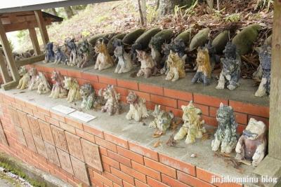 八王子神社(瑞浪市陶町大川)27