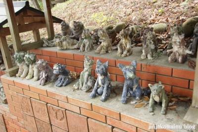 八王子神社(瑞浪市陶町大川)28