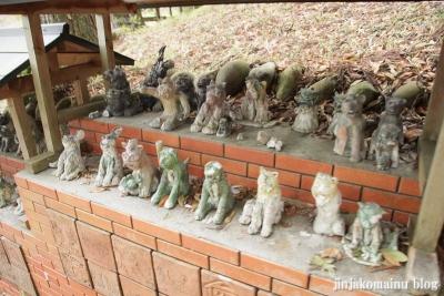八王子神社(瑞浪市陶町大川)29